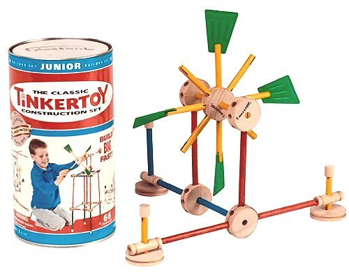 """Stinker"" toys were great any way you looked at them."