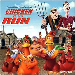 "The Chicken's ""on the run!"