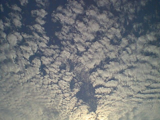 18 Thinning Clouds